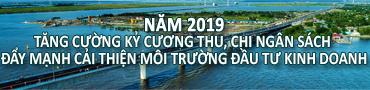 Chủ đề của Thành phố Hải Phòng trong năm 2019